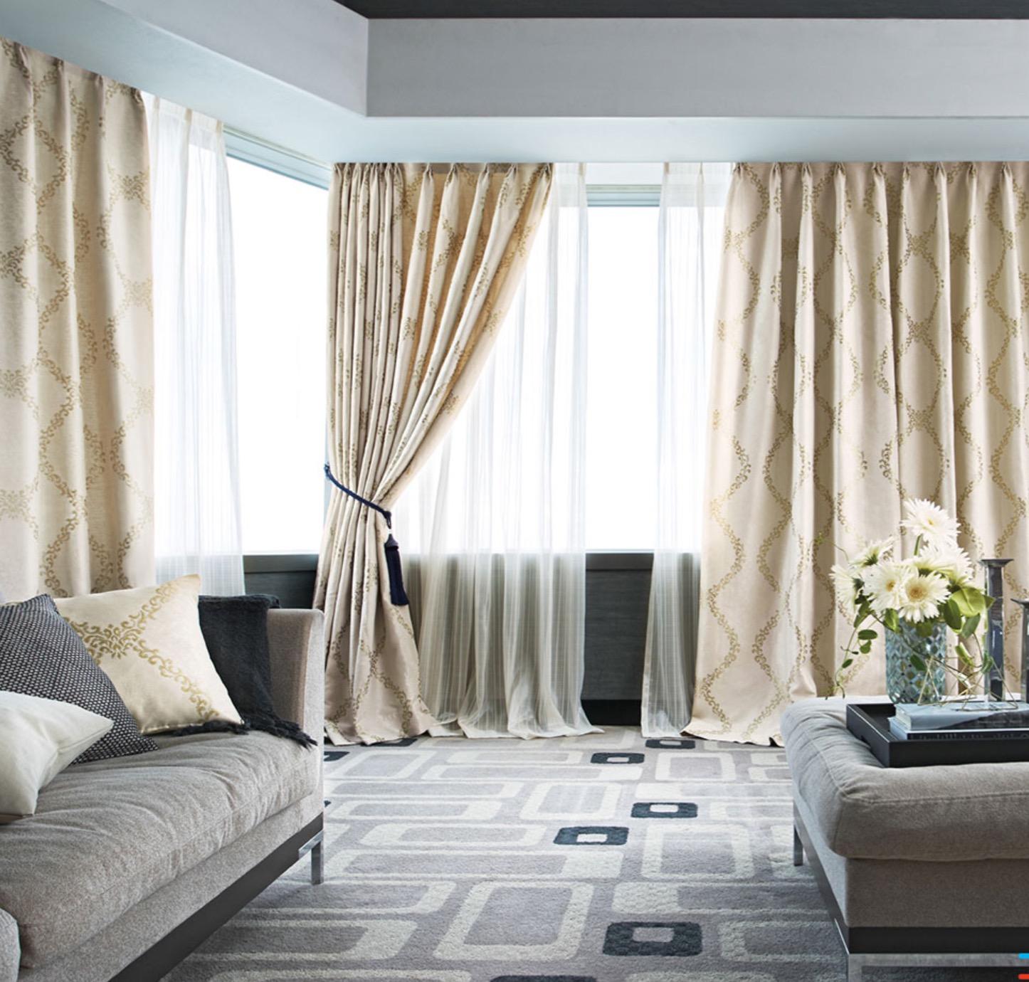 オーダーカーテン&絨毯